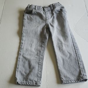 The Children's Place Light Blue Wash Skinny Jeans